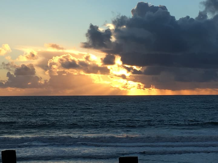 Half Moon Bay - Beach Property w/ views (4 BR 3 B)