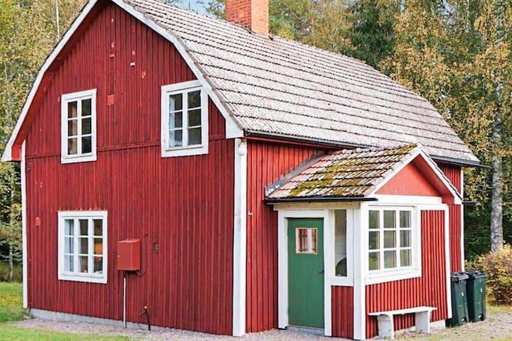 4 person holiday home in Skärblacka