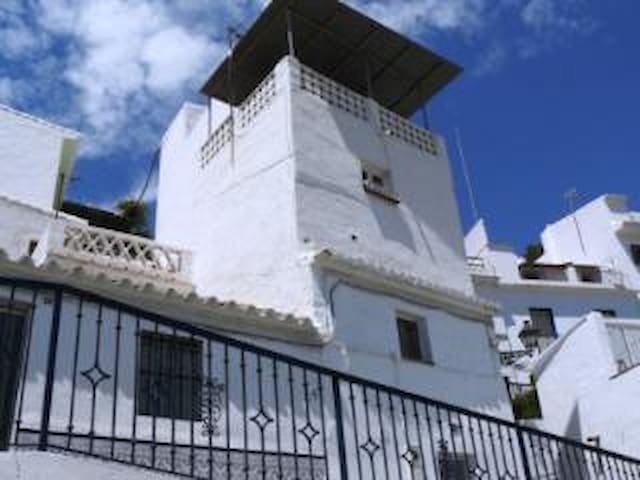 Quirky Town House - Torrox - Hus