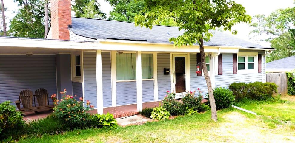 Cherokee Cottage
