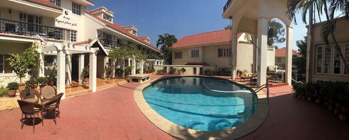 Nice Duplex in Regent place on best bangalore area
