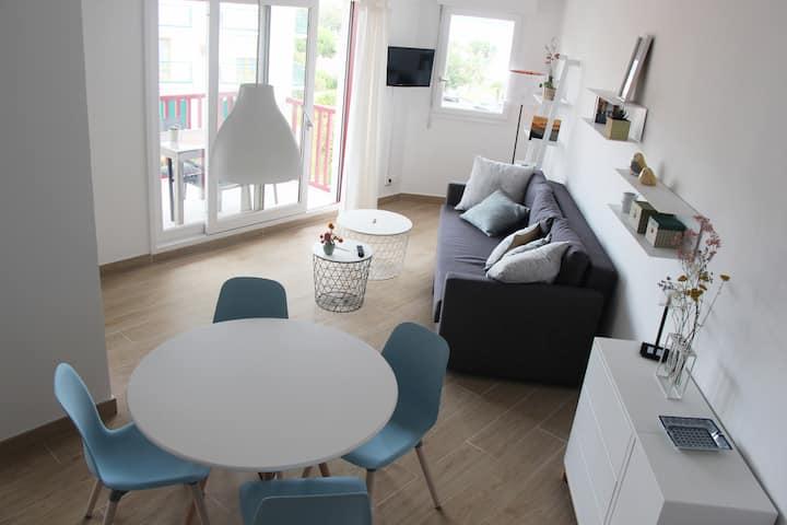 Apartamento Hendaia