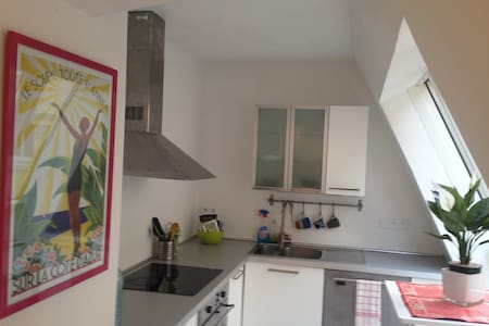 Room (4) w/kitchen, 3 min from Monaco - Beausoleil