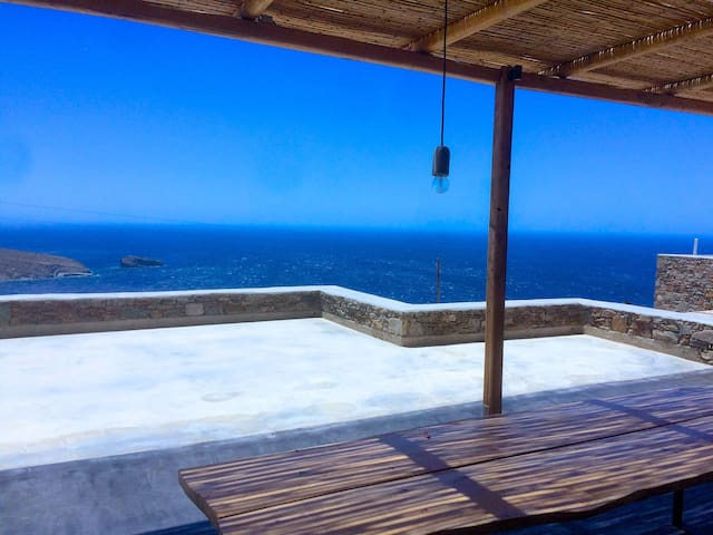 Deep Blue, awesome Aegean sea view villa / House 3