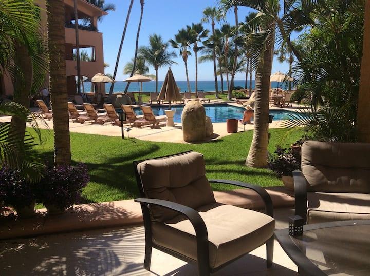 Poolside, Oceanview One bedroom Condo at La Jolla