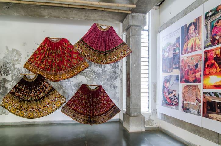 Gauriben's Homestay! - Bakutra - House