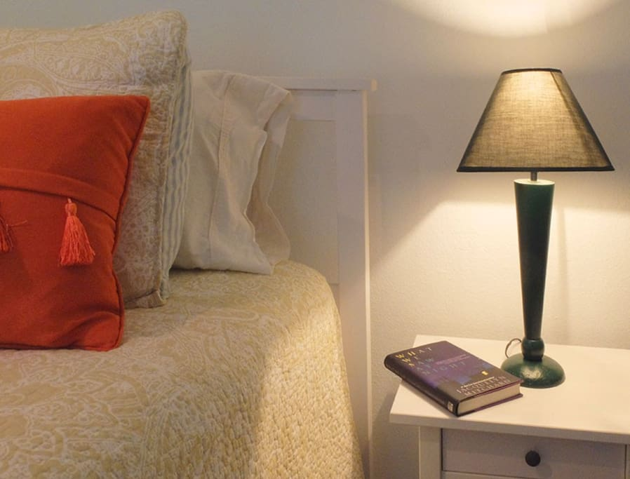 Designed with your comfort in mind. Perfect for business travelers or couples on vacation.