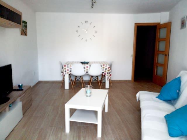 apartamento playa de Comarruga