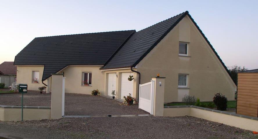 Maison calme en banlieue - Ludres - Huis