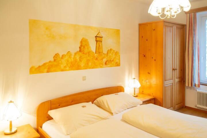 Doppelzimmer mit Frühstück in Bad Ischl