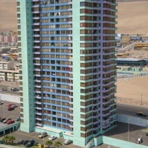 Se arrienda departamento para 6 personas Iquique - Iquique - Apartment