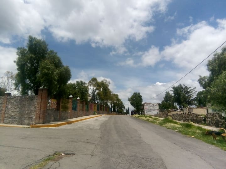 Casa Maguey Teotihuacan