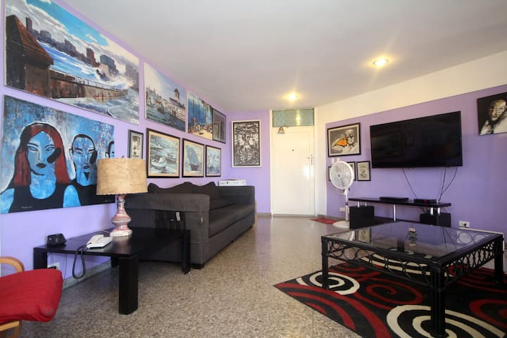 Luxury Ocean View 4 rooms apartment