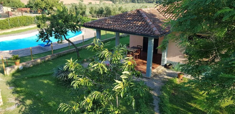 Casa & piscina inToscana, agriturismo La Talpa