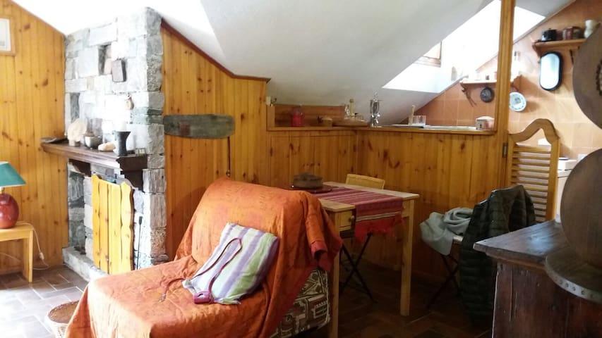 Accogliente Mansarda - Scopello - Lägenhet