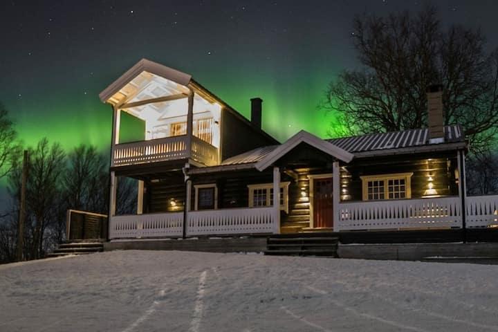 The Skiers Hut Suite - «Skihytta» - Top of Tromsø