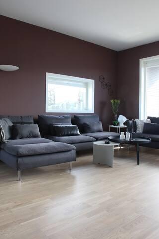 Nytt rekkehus med egen inngang - Åkrehamn - Townhouse