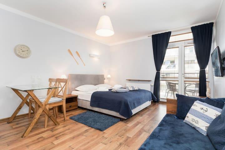 Apartament 300m od plaży ☼ Villa Mistral 33 ☼