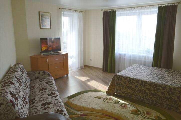Квартира на ул. Правды 66К
