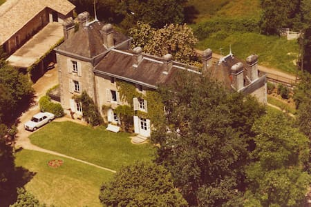 Large Country House Full of Charm