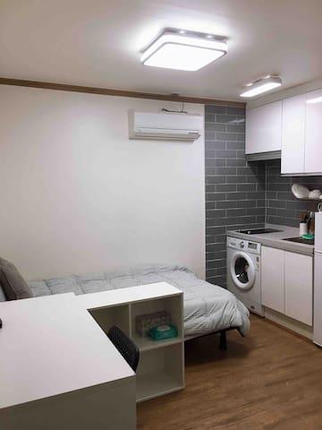 [Hongdae] Entire home for solo traveller