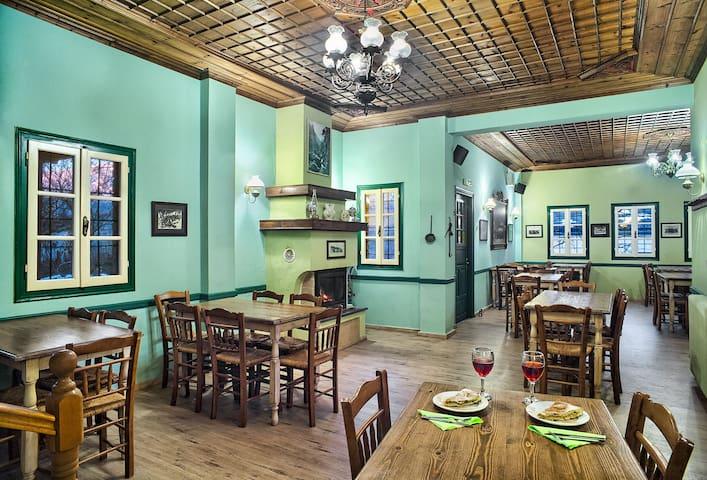 ZISSIS Hotel restaurant