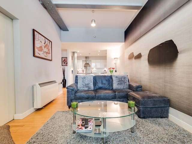 Stylish & Comfortable 1Bed Apt Close To The Arena!