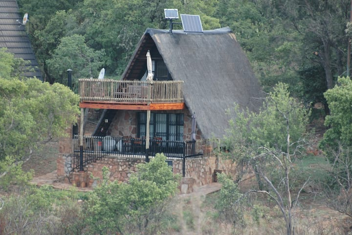 Idylllic weekend getaway in Magaliesburg mountains