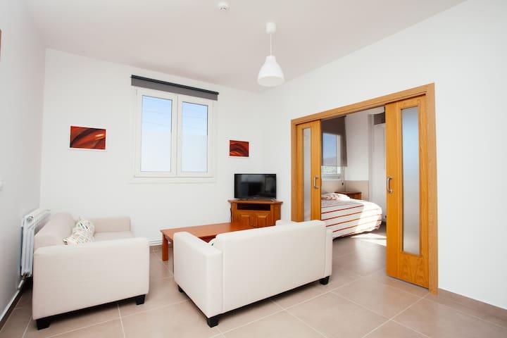 Apartamento nuevo a un paso de San Sebastián N.8