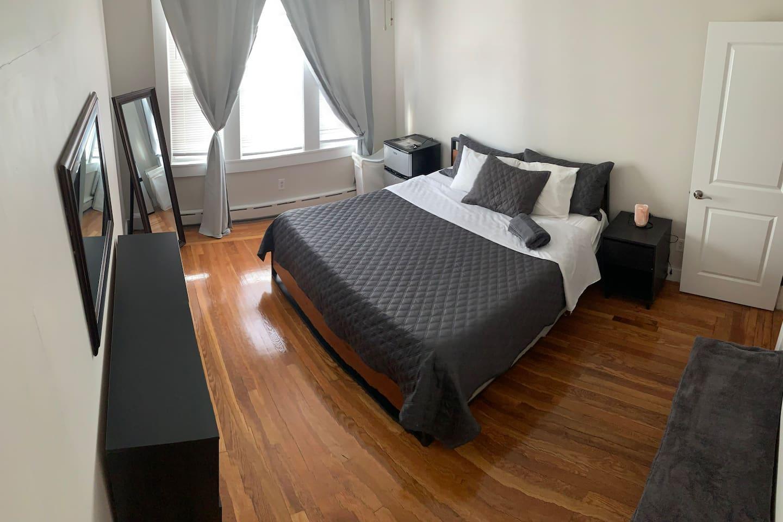 Comfortable king size mattress