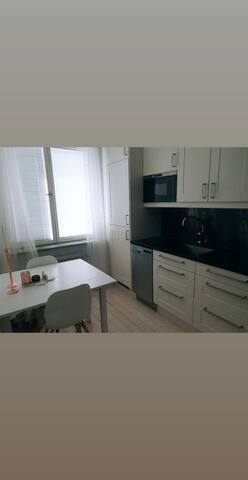 Cozy studio apartment close to Stockholm