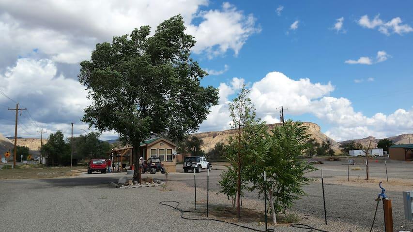 shady little RV park