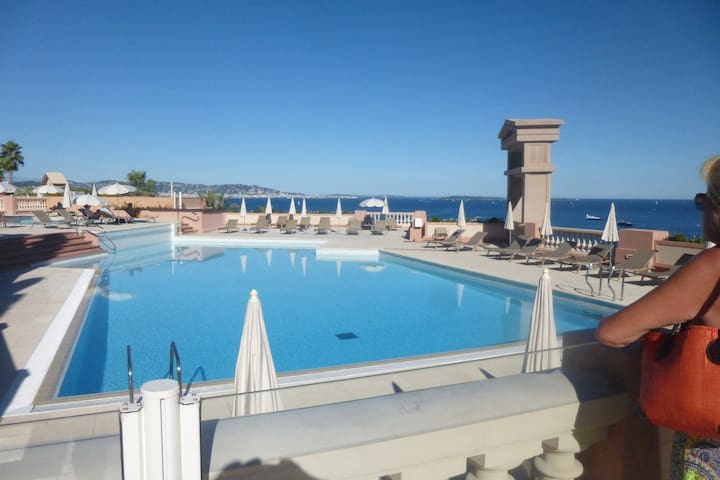 Theoule sur mer 5 *apartment March Special *.