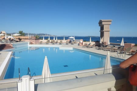 Theoule sur mer 5 Star April Easter Offer - Théoule-sur-Mer - Apartment