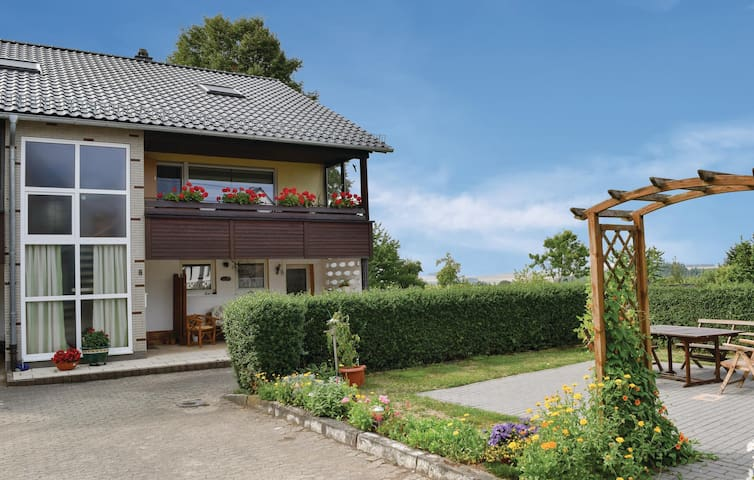 Holiday apartment with 2 bedrooms on 78m² in Uhler