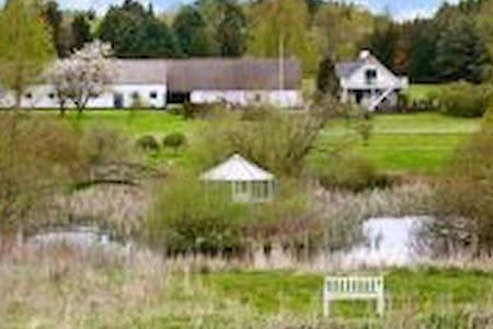 I smuk og rolig natur ved Ebeltoft - Ebeltoft - อพาร์ทเมนท์