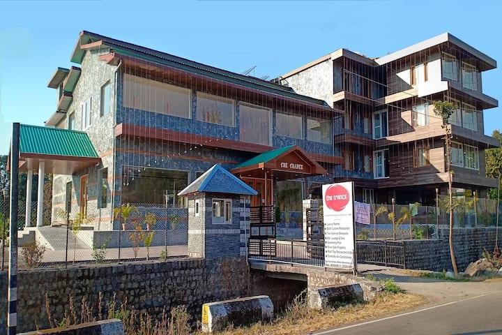 The Trance Dharamshala - A River Side Resort