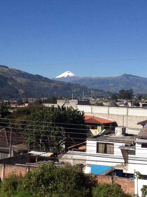 View from balcony of room 1/Vista desde balcon del cuarto 1