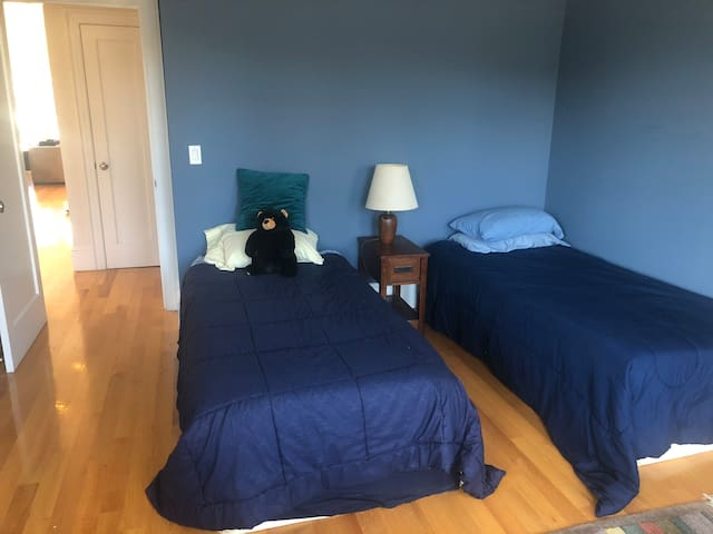 Roomy Boston place by the Sea