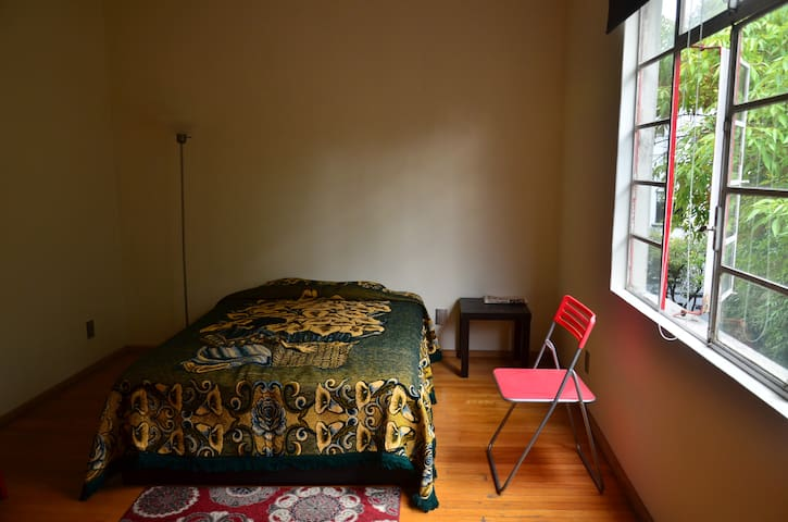 Private room near Parque Mexico