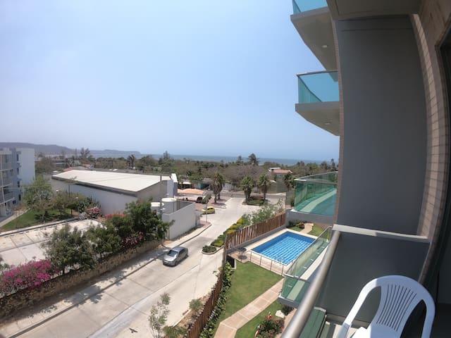 APT. MIA MAR- Edificio Caraibi