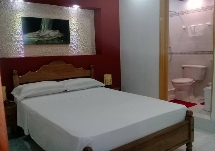 Hostal Doña Miñe + terrazas, en Trinidad (Room #2)