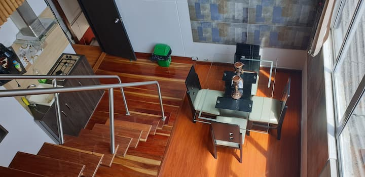 Cozy apartment in downtown Pereira