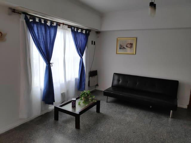 CASA DE DOS AMBIENTES EN SANTA CLARA