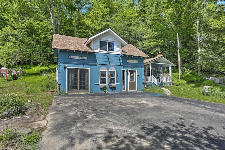 NEW! Livingston Manor Home w/Pool Near Fishing!