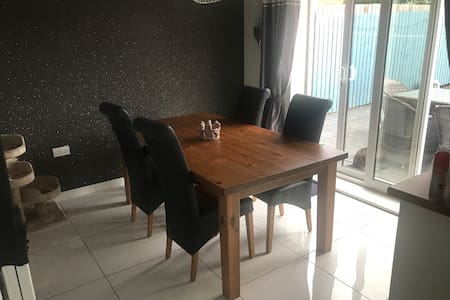 Lovely modern double room in Newcastle Upon Tyne