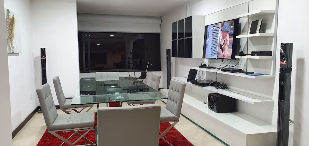 Duplex de Lujo en Quito, sector exclusivo