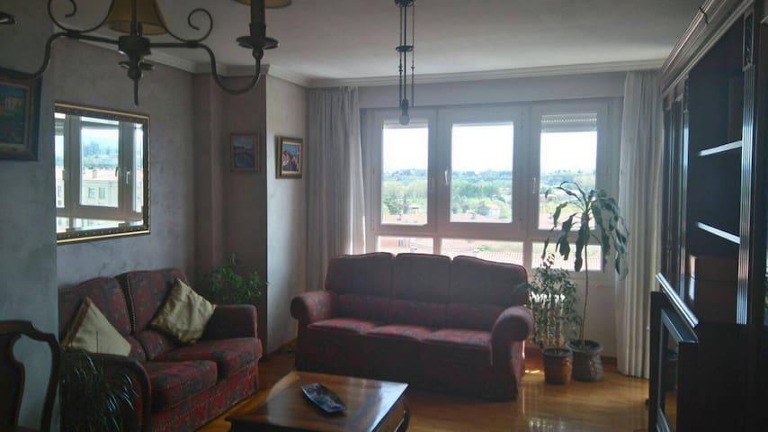 Agradables Habitaciones en Apartamento / Pamplona - Pampelune - Appartement en résidence