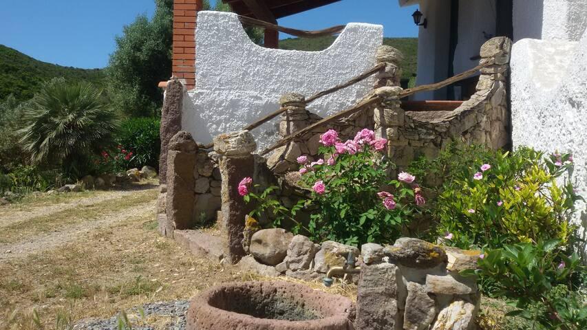 La casetta di Medau - Maladroxia - Villa