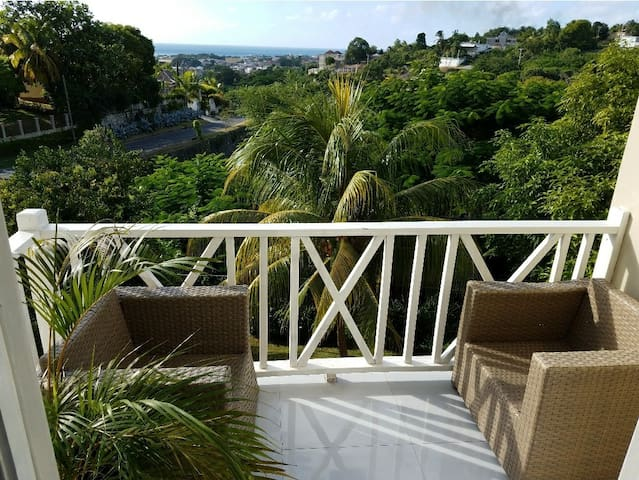 (3) City/Ocean View 2 Bedroom Condo Montego Bay